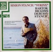 Simon Stanciu 'Syrinx' joue Bartok, Brahms, Debussy, Stanciu
