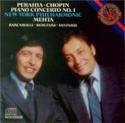 CHOPIN - Perahia - Concerto pour piano et orchestre n°1 en mi mineur op