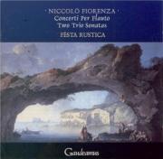 FIORENZA - Festa Rustica - Concertos pour flûte