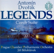 DVORAK - Belohlavek - Suite tchèque, pour orchestre en ré majeur op.39 B