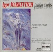 MARKEVITCH - Fujii - Variation, fugue et envoi