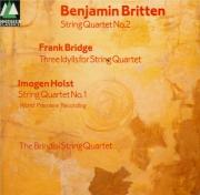 BRITTEN - Brindisi String - Quatuor à cordes n°2 en do majeur op.36