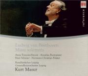 BEETHOVEN - Masur - Missa solemnis op.123