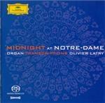 Minuit à Notre-Dame : transcriptions pour orgue