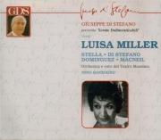 VERDI - Sanzogno - Luisa Miller, opéra en trois actes live Palermo, 1963