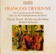 DEVIENNE - Bond - Sonates pour basson