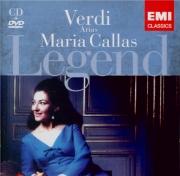 Legend : Maria Callas (+ DVD)