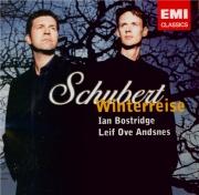 SCHUBERT - Bostridge - Winterreise (Le voyage d'hiver) (Müller), cycle d