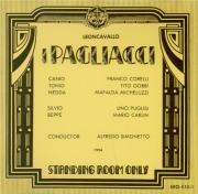 LEONCAVALLO - Simonetto - I Pagliacci (Paillasse)