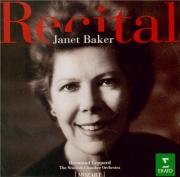 Récital Janet Baker