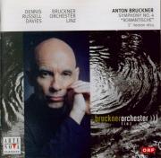 BRUCKNER - Russell Davies - Symphonie n°4 en mi bémol majeur WAB 104 version 1874