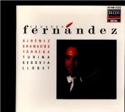 TARREGA - Fernandez - Recuerdos de la Alhambra