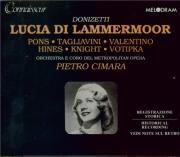 DONIZETTI - Cimara - Lucia di Lammermoor (Live MET 1 - 1 - 1949) Live MET 1 - 1 - 1949