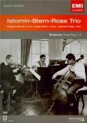 BRAHMS - Istomin - Trio avec piano n°1 en si majeur op.8