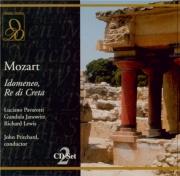 MOZART - Pritchard - Idomeneo, rè di Creta (Idoménée, roi de Crète), opé live London, 17 - 8 - 1964