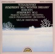 TCHAIKOVSKY - Smetacek - Symphonie n°1 en sol mineur op.13 'Rêves d'hive