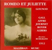 GOUNOD - Ruhlmann - Roméo et Juliette : extraits