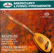 RESPIGHI - Dorati - Antiche danze ed arie per liuto (arr. orchestre)
