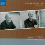 HAYDN - Staier - Sonate pour clavier en do majeur op.30 n°1 Hob.XVI:35