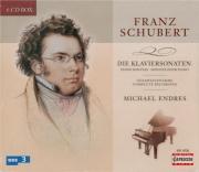 SCHUBERT - Endres - Sonates pour piano : intégrale