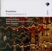 PROKOFIEV - Kitaenko - Concerto pour piano et orchestre n°6, pour deux p