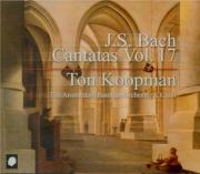 Cantatas Vol.17