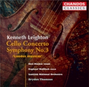LEIGHTON - Thomson - Concerto pour violoncelle op.31