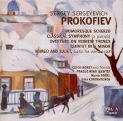 PROKOFIEV - Czech Nonet - Scherzo humoristique, pour quatre bassons op.1