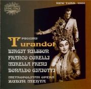 PUCCINI - Mehta - Turandot (Live MET 3 - 12 - 1966) Live MET 3 - 12 - 1966