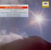 STRAUSS - Böhm - Ein Heldenleben, poème symphonique pour grand orchestre