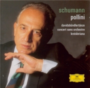 SCHUMANN - Pollini - Davidsbündlertänze (Danses des membres de la Confré