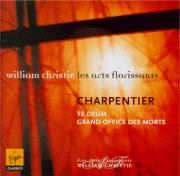 CHARPENTIER - Christie - Messe pour les trépassés H.2