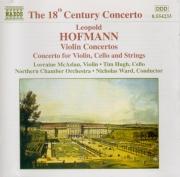 HOFMANN - McAslan - Concerto pour violon et cordes en si bémol majeur B