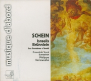 SCHEIN - Herreweghe - Israels Brünnlein