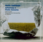 SALLINEN - Rasilainen - Symphonie n°8 op.81