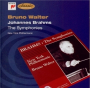 BRAHMS - Walter - Symphonies (intégrale)