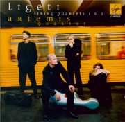 LIGETI - Artemis Quartet - Quatuor à cordes n°1 'Métamorphoses nocturnes