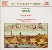 BECK - Ward - Symphonie en ré majeur op.10 n°2