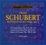Masterpieces for Solo Piano Vol.2