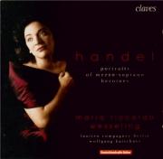Portraits of mezzo-soprano Heroines