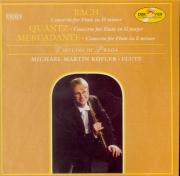 BACH - Kofler - Concerto pour clavecin et cordes Wq.22 : arrangement pou