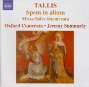 TALLIS - Summerly - Spem in Alium