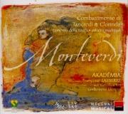 MONTEVERDI - Akadêmia - Combattimento di Tancredi e Clorinda, pour deux