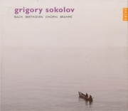 BACH - Sokolov - Partita pour clavier n°2 en do mineur BWV.826