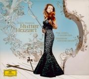 MOZART - Mutter - Concerto pour violon et orchestre n°2 en ré majeur K.2