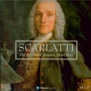 SCARLATTI - Ross - Sonates pour clavier (Intégrale)