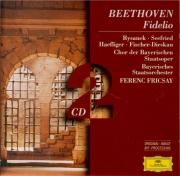 BEETHOVEN - Fricsay - Fidelio, opéra op.72