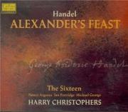 HAENDEL - Christophers - Alexander's Feast HWV75