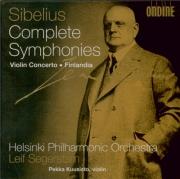 SIBELIUS - Segerstam - Finlandia, poème symphonique pour orchestre op.26