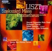 LISZT - Kis - Prometheus, poème symphonique pour orchestre n°5 S.99